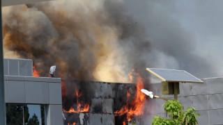Φωτιά σε εργοστάσιο στην Ξάνθη: Δεν υπάρχει κίνδυνος εξάπλωσης – Η ανακοίνωση της εταιρείας