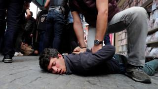 Πρωτομαγιά: Δεκάδες συλλήψεις στην Κωνσταντινούπολη