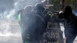 Παρίσι: 200 προσαγωγές για τα βίαια επεισόδια