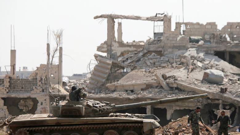 Συρία: 23 άμαχοι σκοτώθηκαν σε επιδρομές κατά του ISIS