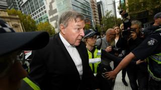 Σκάνδαλο σεξουαλικής παρενόχλησης: O καρδινάλιος Πελ παραπέμφθηκε σε δίκη