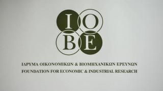 ΙΟΒΕ: Ανάκαμψη του οικονομικού κλίματος τον Απρίλιο