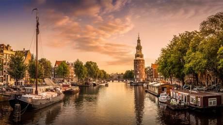 Το Άμστερνταμ δεν είναι μόνο τα… φημισμένα του Coffee Shops!