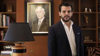 Βασίλης Αποστολόπουλος: «Μένουμε και επενδύουμε στην Ελλάδα, δημιουργούμε θέσεις εργασίας»