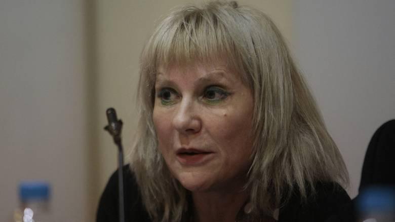 Αθωώθηκε η συγγραφέας Σώτη Τριανταφύλλου