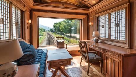 Made in Japan: Ένα «Orient Express» επιτομή της ταξιδιωτικής πολυτέλειας