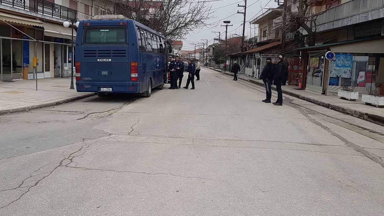 Σύλληψη Τούρκου στις Καστανιές Έβρου