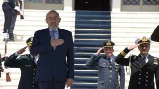 Ο υπουργός Άμυνας του Λιβάνου καλεί την Τουρκία να απελευθερώσει τους Έλληνες στρατιωτικούς