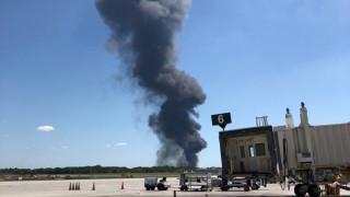 ΗΠΑ: Νεκροί οι επιβαίνοντες του C-130 που συνετρίβη στη Τζόρτζια
