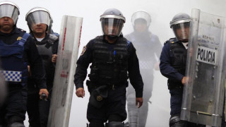 Μεξικό: 185 αστυνομικοί τέθηκαν σε διαθεσιμότητα - Έχουν σχέσεις με το οργανωμένο έγκλημα
