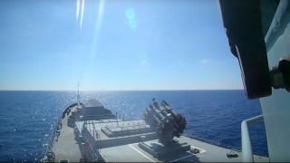 Η Κίνα εγκατέστησε πυραύλους σε αμφισβητούμενη θαλάσσια περιοχή