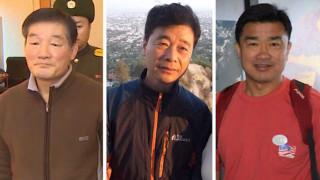 Ποιοι είναι οι τρεις Αμερικανοί που κρατούνται στη Βόρεια Κορέα