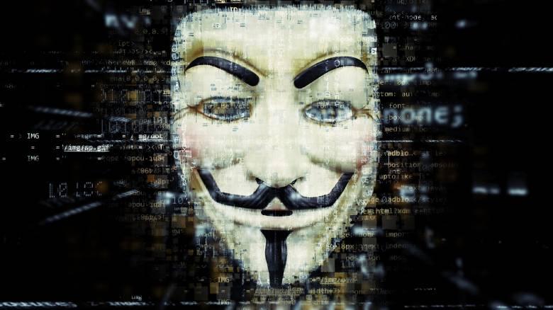 «Πόλεμος» χάκερ: Οι Anonymous Greece απάντησαν στα τουρκικά «χτυπήματα»