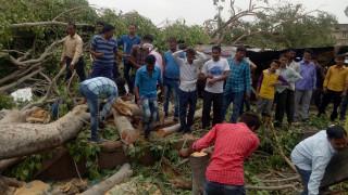 Ινδία: Δεκάδες νεκροί από σφοδρές αμμοθύελλες