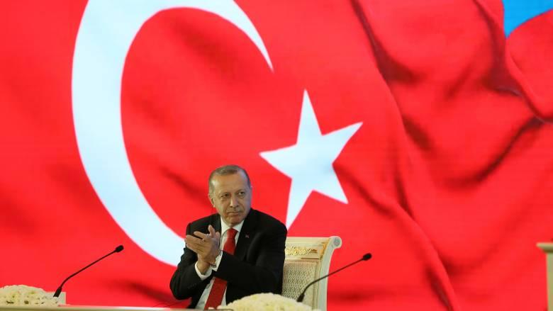 Και επίσημα υποψήφιος για τις προεδρικές εκλογές ο Ερντογάν