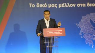 Τσίπρας: Οι κάτοικοι των νησιών έσωσαν την τιμή της Ευρώπης