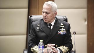 Αρχηγός ΓΕΕΘΑ: Με ψυχραιμία και αποφασιστικότητα αντιμετωπίζουν την Τουρκία οι Ένοπλες Δυνάμεις