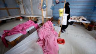 Υεμένη: Μαζί με τις βροχές επιστρέφει και ο κίνδυνος νέου ξεσπάσματος επιδημίας χολέρας