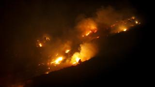 Οριοθετημένη η πυρκαγιά που ξέσπασε στη Σκάλα Κεφαλονιάς
