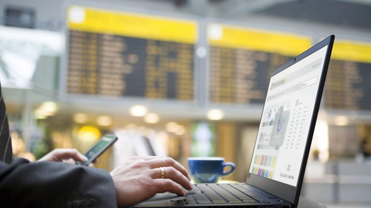 Luca Rossi:Τα PCs θα παραμείνουν η βασική υπολογιστική συσκευή
