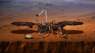 InSight, ο ρομποτικός σεισμολόγος που θα μελετήσει την «καρδιά» του Άρη
