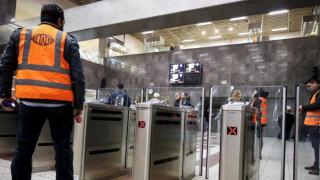 Ηλεκτρονικό εισιτήριο: Έκλεισαν οι πύλες σε άλλους δύο σταθμούς του μετρό