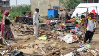 Ινδία: Στους 150 οι νεκροί από τις ακραίες καιρικές συνθήκες