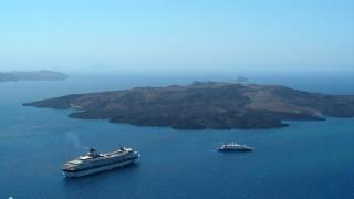 Σαντορίνη: Μελέτη «ζωντανεύει» την αρχαία ηφαιστειακή νήσο Καμένη