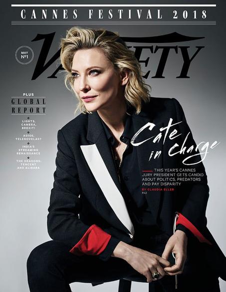 Cate Blanchett for Variety Magazine May 2018 1
