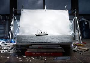 Η τελευταία φωτογραφία του Τιτανικού να πλέει
