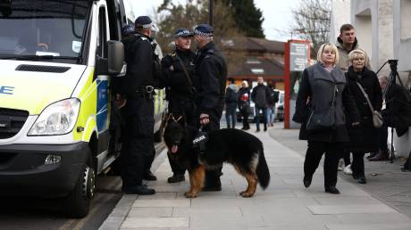 Βρετανία: Συναγερμός στο Σάλσμπερι - Αναφορές για ύποπτο δέμα