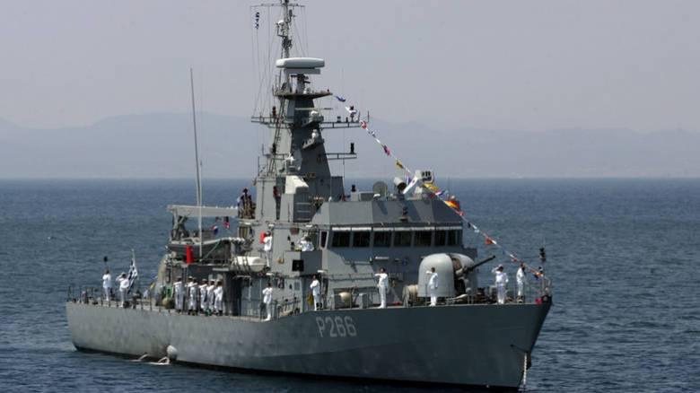 Επεισόδιο στο Αιγαίο: ΕΔΕ για το συμβάν με την κανονιοφόρο «Αρματωλός» και το τουρκικό πλοίο