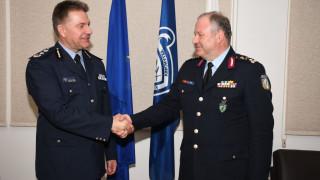 Ελληνική - Κυπριακή Αστυνομία: Περαιτέρω ενίσχυση της συνεργασίας