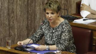 Γεροβασίλη: Ας αφήσει ο κ. Μητσοτάκης το σκοράρισμα στον Νίκο Γκάλη