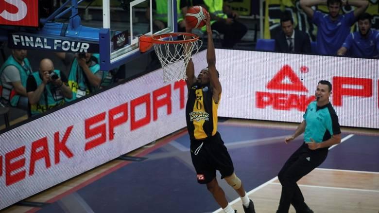 Basketball Champions League: Στον τελικό του Final Four η ΑΕΚ