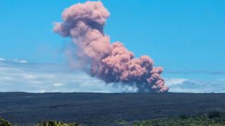 «Βρυχάται» το ηφαίστειο Κιλαουέα-Αλλεπάλληλες σεισμικές δονήσεις στη Χαβάη