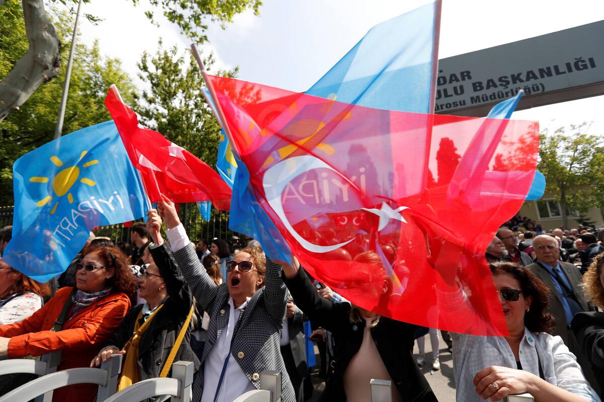 2018 05 04T095443Z 483137586 RC1630E83440 RTRMADP 3 TURKEY ELECTION