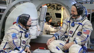 Πώς είναι να παρακολουθείς το Star Wars στον Διεθνή Διαστημικό Σταθμό