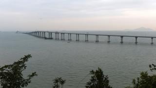 Αντίστροφη μέτρηση για τα εγκαίνια της μεγαλύτερης γέφυρας στον κόσμο