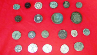 Συλλήψεις για αρχαιοκαπηλία στη Θεσσαλονίκη