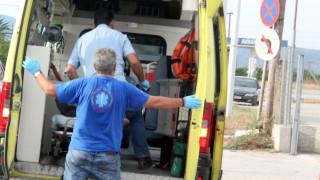 Δύο τροχαία ατυχήματα με θύματα πεζούς στην Κρήτη