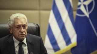 Κουβέλης: Καμία διαπραγμάτευση στη βάση της ρητορικής των αξιώσεων της Τουρκίας