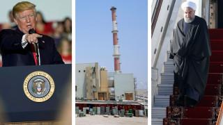 Με το ένα πόδι έξω από τη συμφωνία για τα πυρηνικά του Ιράν οι ΗΠΑ - οι ειδικοί προειδοποιούν (vid)
