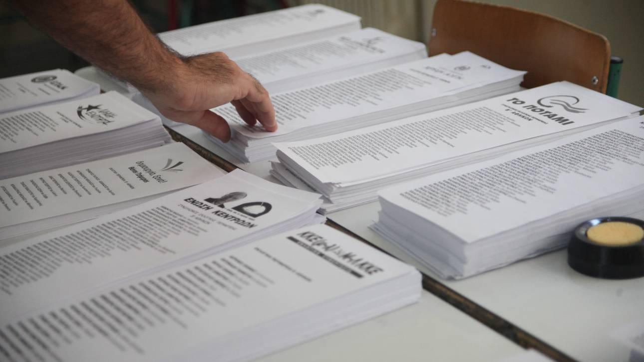 «Σπάει» σε τρεις εκλογικές περιφέρειες η Β' Αθηνών