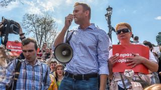 Ρωσία: Αφέθηκε ελεύθερος ο Αλεξέι Ναβάλνι μετά τη νέα σύλληψή του