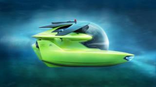 Ποσειδώνας: Το πρώτο υποβρύχιο της Aston Martin