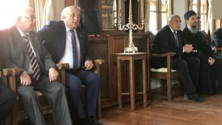 Στο Άγιον Όρος ο Μπόικο Μπορίσοφ - Ειδική μνεία στις σχέσεις του με τον Αλ.Τσίπρα