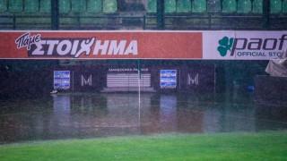 Super League: Νεροποντή στη Λεωφόρο, ήττα Ολυμπιακού στα Γιάννινα