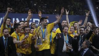Θερμά συγχαρητήρια στην ΑΕΚ στέλνει σύσσωμος ο πολιτικός κόσμος