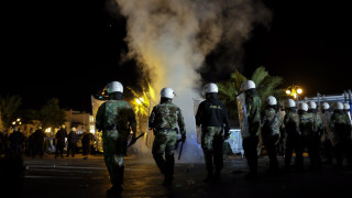 Θεσσαλονίκη: Σοβαρά επεισόδια σε δομή φιλοξενίας προσφύγων και μεταναστών